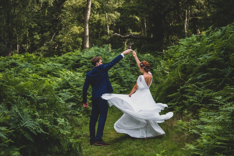 A Rustic Wildflower Micro Wedding (c) Weddings By Foyetography (30)