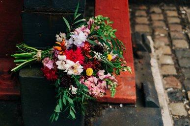 An Urban Wedding Styled Shoot at Kelham Island Museum (c) Veil & Gun Photography (29)