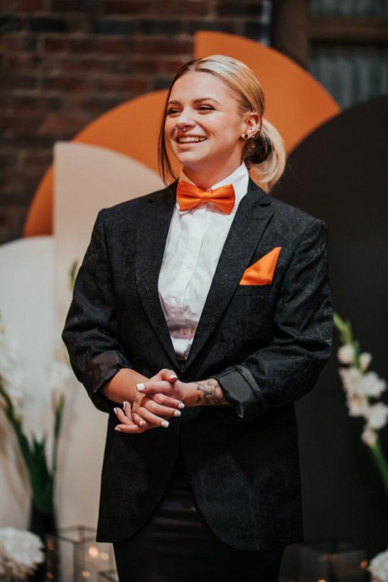 An Elegant Orange Wedding Styled Shoot (c) Your Choice Photography (35)