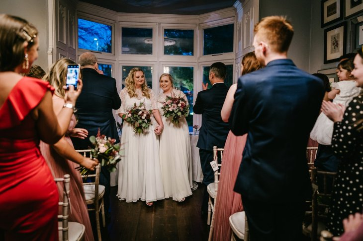 An Elegant Wedding at Didsbury House Hotel (c) Lee Brown Photography (55)