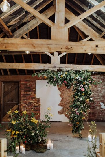 Rustic Wedding Styled Shoot at Woolas Barn (c) Sarah Beth Photography (27)