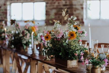 Rustic Wedding Styled Shoot at Woolas Barn (c) Sarah Beth Photography (9)
