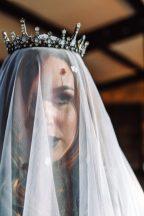 A Colourful Bridal Fashion Shoot at Deighton Lodge (c) Sasha Lee Photography (22)
