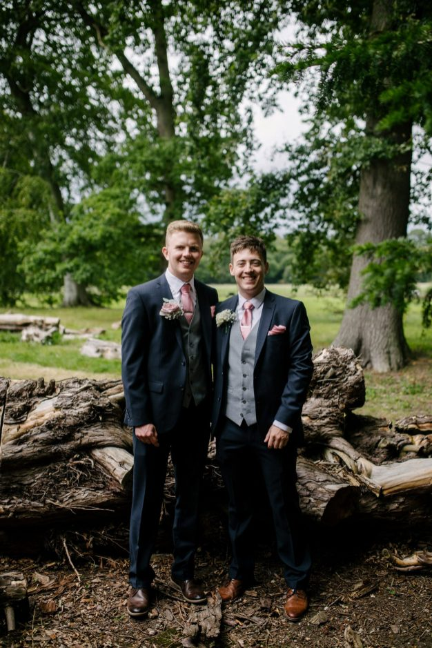 A Dusky Pink Rustic Wedding at Elsham Hall (c) Aden Priest Photography (43)