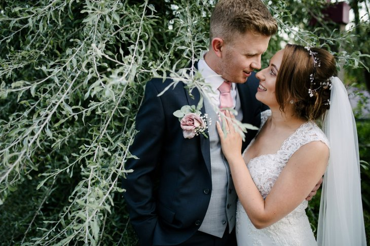 A Dusky Pink Rustic Wedding at Elsham Hall (c) Aden Priest Photography (77)