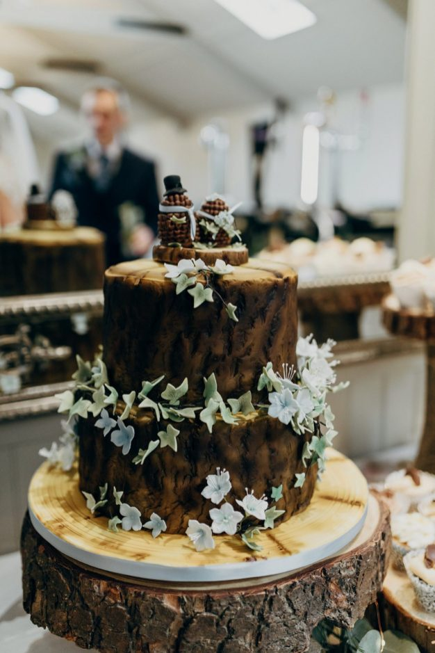A Rustic Wedding at The Parlour at Blagdon (c) Chocolate Chip Photography (29)