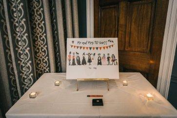 An Elegant Micro Wedding at Rudding Park (c) Amy Jordison Photography (47)