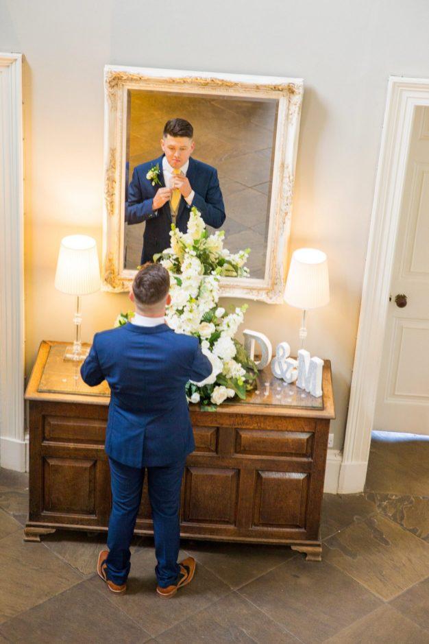 A Lemon Yellow Wedding at Saltmarshe Hall (c) Ray & Julie Photography (19)