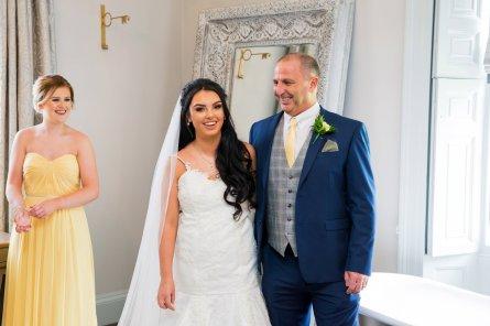 A Lemon Yellow Wedding at Saltmarshe Hall (c) Ray & Julie Photography (24)