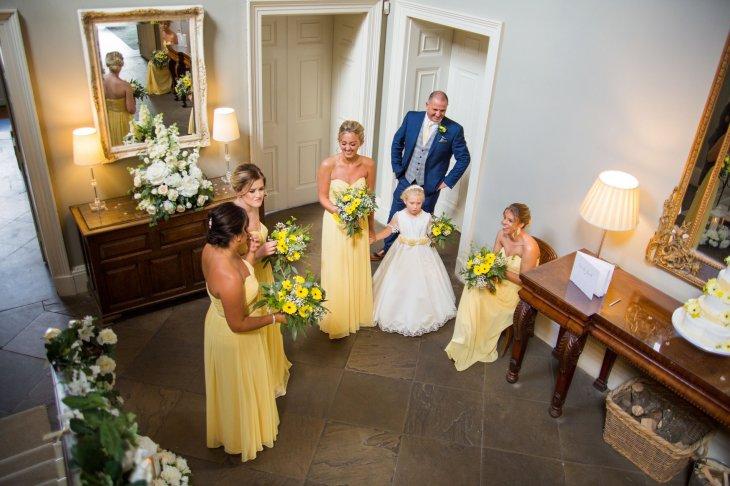 A Lemon Yellow Wedding at Saltmarshe Hall (c) Ray & Julie Photography (32)
