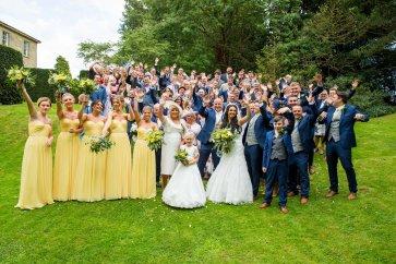 A Lemon Yellow Wedding at Saltmarshe Hall (c) Ray & Julie Photography (53)