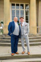 A Lemon Yellow Wedding at Saltmarshe Hall (c) Ray & Julie Photography (68)