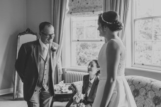 An Intimate Wedding at Gray's Court York (c) Amy Jordison Photography (29)