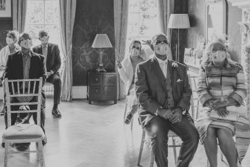 An Intimate Wedding at Gray's Court York (c) Amy Jordison Photography (33)
