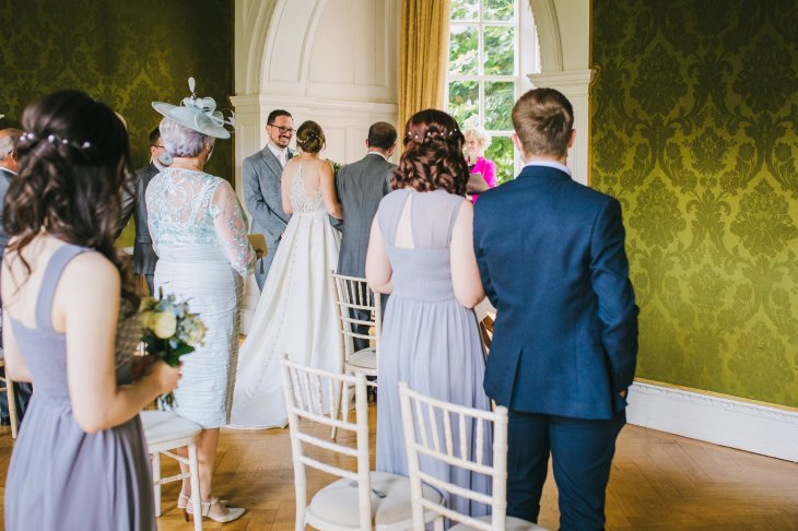 An Intimate Wedding at Gray's Court York (c) Amy Jordison Photography (35)