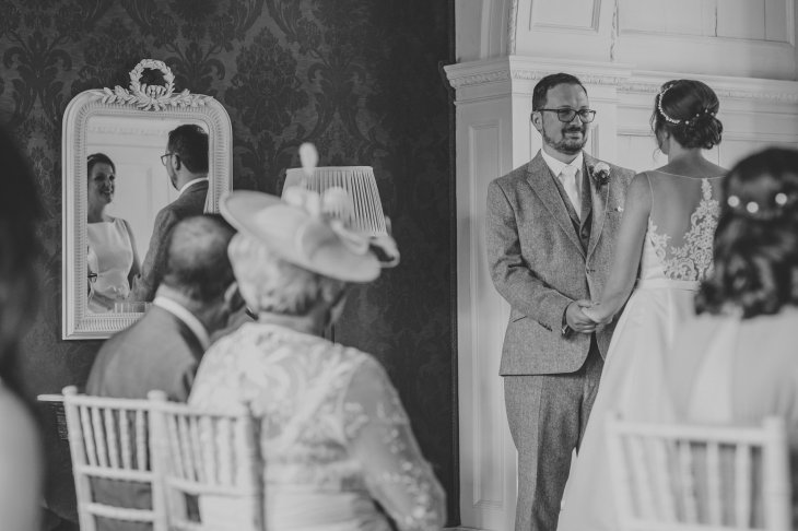 An Intimate Wedding at Gray's Court York (c) Amy Jordison Photography (38)