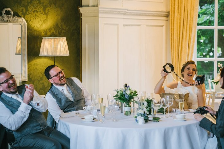 An Intimate Wedding at Gray's Court York (c) Amy Jordison Photography (87)