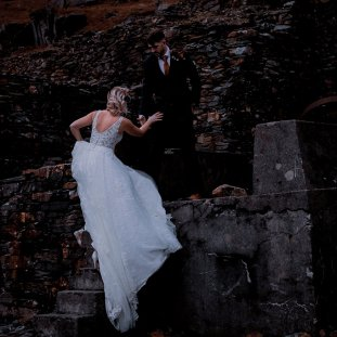 An Outdoor Wedding Shoot at Coniston Coppermines (c) Clare Geldard Photography (11)