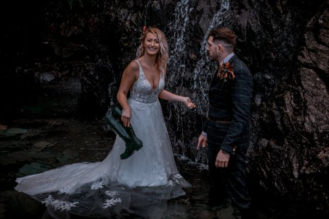 An Outdoor Wedding Shoot at Coniston Coppermines (c) Clare Geldard Photography (13)