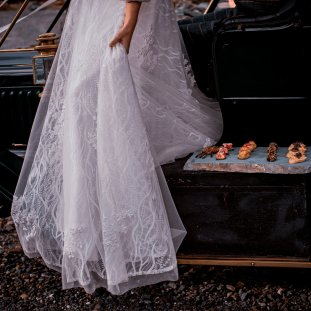 An Outdoor Wedding Shoot at Coniston Coppermines (c) Clare Geldard Photography (9)