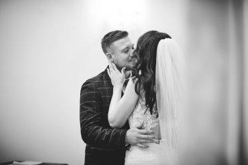 A Christmas Micro Wedding in Harrogate (c) Bethany Clarke Photography (13)