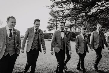A Modern Boho Wedding at Eaves Hall (c) Sarah Maria Photography (17)