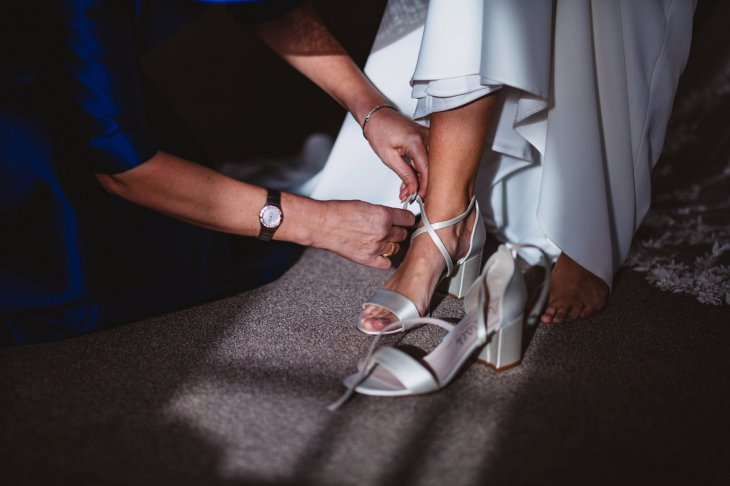 A Modern Boho Wedding at Eaves Hall (c) Sarah Maria Photography (20)