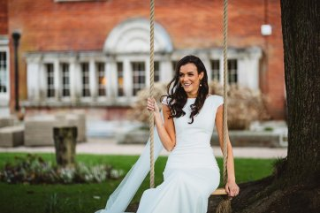 A Modern Boho Wedding at Eaves Hall (c) Sarah Maria Photography (67)