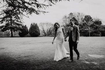 A Modern Boho Wedding at Eaves Hall (c) Sarah Maria Photography (70)