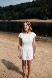 Waterside boho wedding shoot at Damflask Reservoir (c) Fox Moon Photography (8)