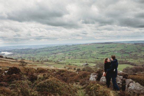 Lizzie & Warren Peak District Engagement (c) Kirstie Garlick Photography (4)