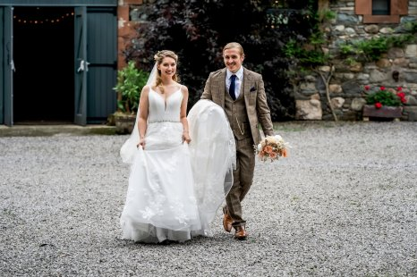 Rustic Wedding Inspiration Low Hall The Lakes (c) Jaye Peg Photography (38)