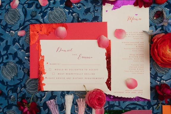 A Colourful Wedding Shoot (c) Josey Grace Photography (52)