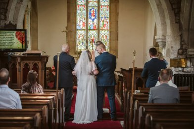 A Rustic Wedding In Loversall (c) Hannah Brooke Photography (28)