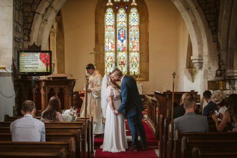 A Rustic Wedding In Loversall (c) Hannah Brooke Photography (37)
