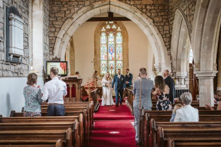A Rustic Wedding In Loversall (c) Hannah Brooke Photography (42)