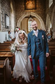 A Rustic Wedding In Loversall (c) Hannah Brooke Photography (46)