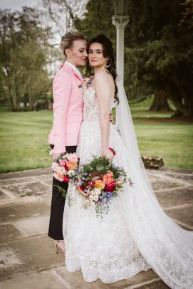 Romantic Wedding Styled Shoot at Thicket Priory (c) Hannah Brooke Photography (10)