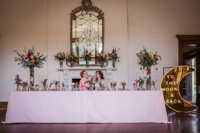 Romantic Wedding Styled Shoot at Thicket Priory (c) Hannah Brooke Photography (33)