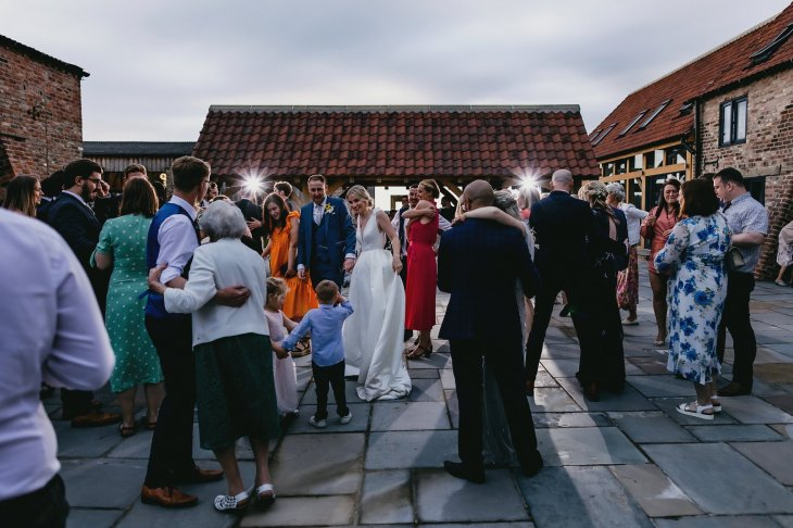 A Barn Wedding at The Oakwood at Ryther (c) Heather Butterworth Photography (13)