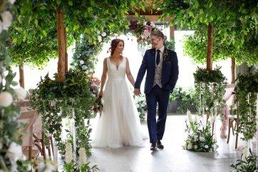 Romantic Wedding Inspiration Shoot at Brockholes (c) Rebecca Bridges Wedding Photography (17)