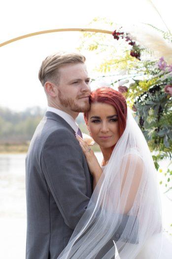 Romantic Wedding Inspiration Shoot at Brockholes (c) Rebecca Bridges Wedding Photography (34)