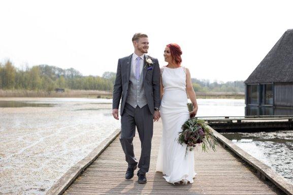 Romantic Wedding Inspiration Shoot at Brockholes (c) Rebecca Bridges Wedding Photography (41)