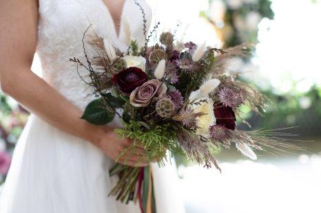 Romantic Wedding Inspiration Shoot at Brockholes (c) Rebecca Bridges Wedding Photography (6)