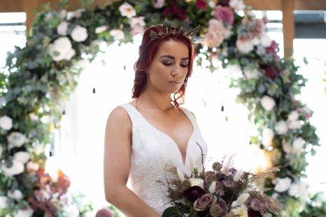 Romantic Wedding Inspiration Shoot at Brockholes (c) Rebecca Bridges Wedding Photography (7)