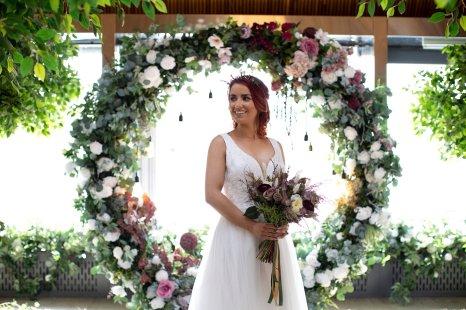 Romantic Wedding Inspiration Shoot at Brockholes (c) Rebecca Bridges Wedding Photography (8)