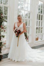 An Autumn Wedding Inspiration Shoot at The Orangery Ingestre (c) Sophie Mort (9)