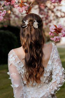 A Pretty Wedding Inspiration Shoot at Hazelwood Castle (c) Natalie Hamilton Photography (1)
