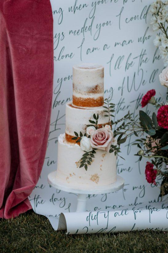 A Pretty Wedding Inspiration Shoot at Hazelwood Castle (c) Natalie Hamilton Photography (13)