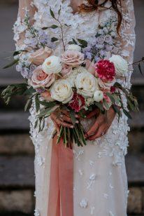 A Pretty Wedding Inspiration Shoot at Hazelwood Castle (c) Natalie Hamilton Photography (16)